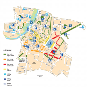 Pay for parking using your mobile in Niort with ParkNow